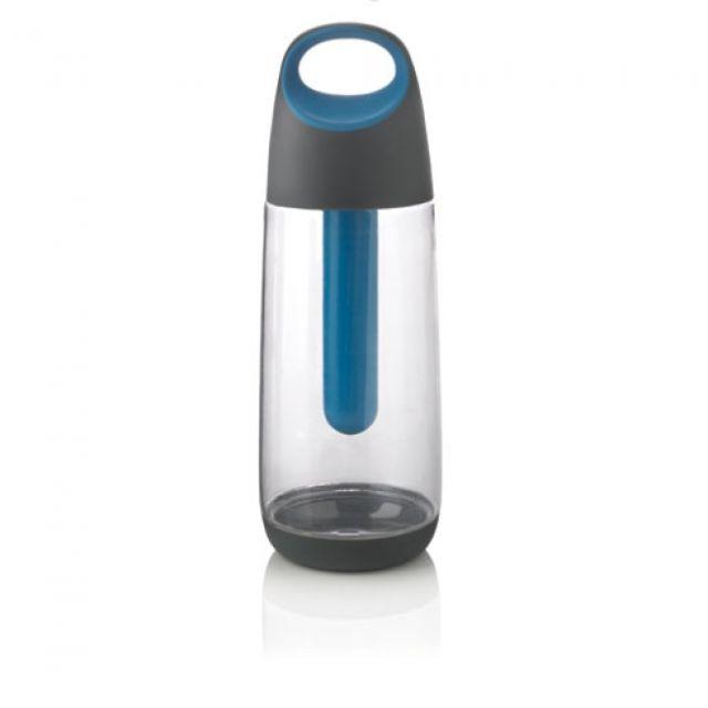 Sticla Bopp cu compartiment racire, albastru