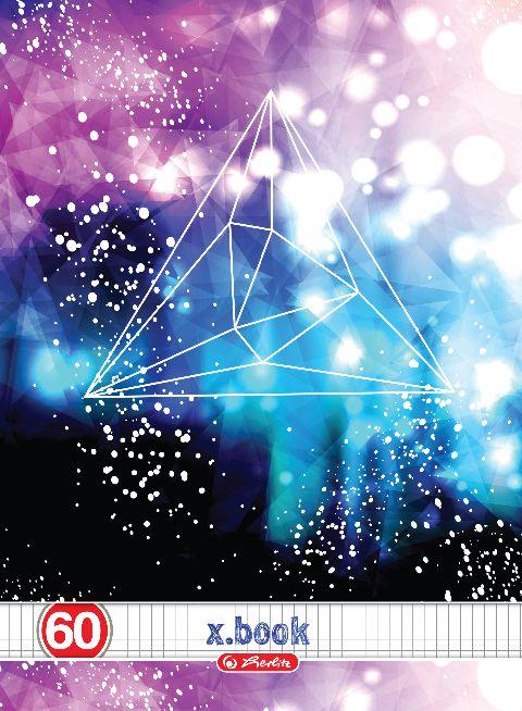 Caiet A4,60file,Cosmos,matematica