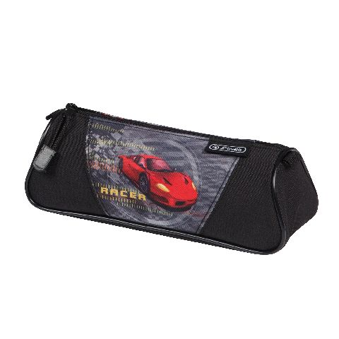 Pouch triunghiular,Flexi,Red racer