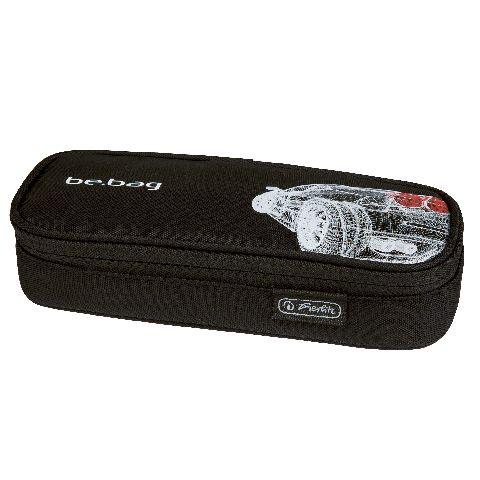 Pouch Be.Bag Cube,Grid Car