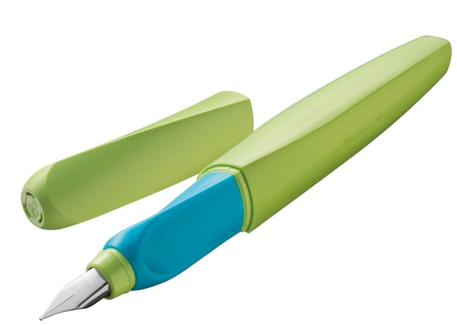 Stilou Pelikan Twist,grip,2rez,lime