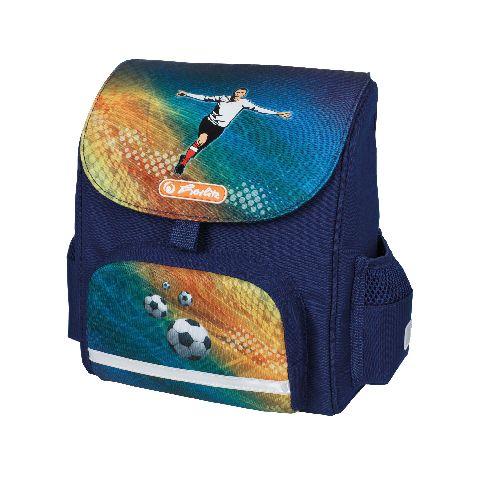 Ghiozdan Mini Softbag,26x24x14cm,Goal