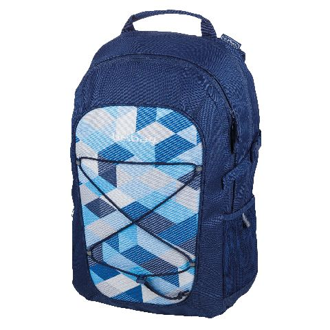 Rucsac Be.Bag Fellow,Blue Checked