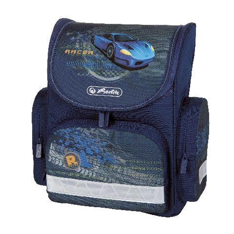 Ghiozdan Mini,32x34.5x19cm,Blue Racer