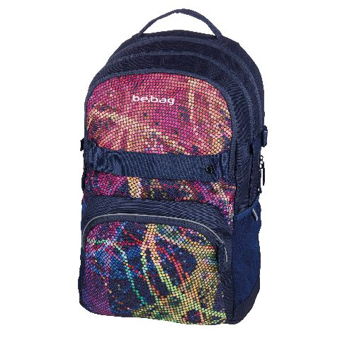 Rucsac Be.Bag Cube,Confetti