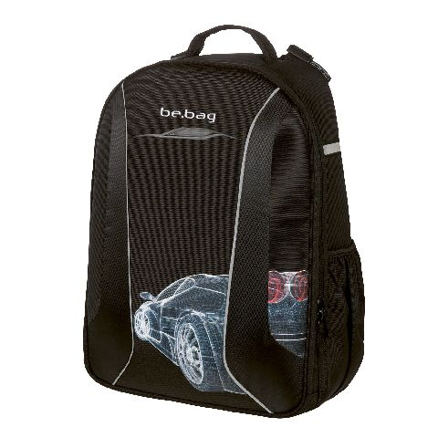 Rucsac Be.Bag Airgo,Grid Car