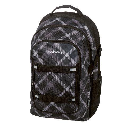 Rucsac Be.Bag Beat,Grey Checked