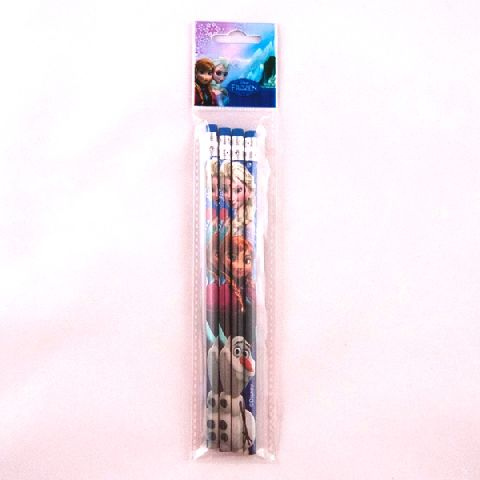 Creioane grafit,4/blister,Frozen