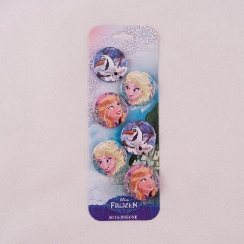 Insigne 6buc/set,Frozen