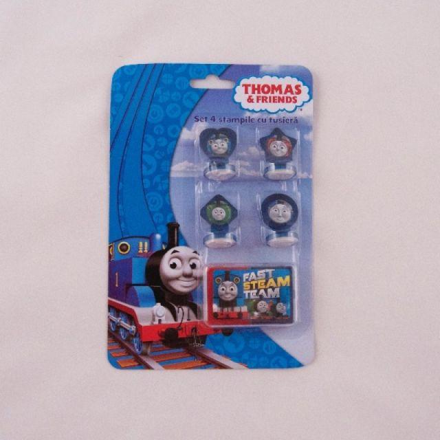 Stampile 4buc/set+tusier,Thomas