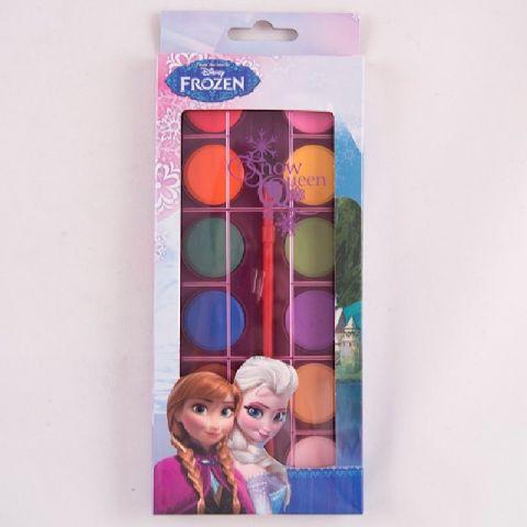 Acuarele 12 culori,Frozen