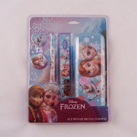 Penar metalic echipat,Frozen