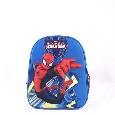 Ghiozdan 12'',3D,Spiderman