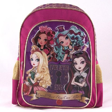 Ghiozdan 16'' Ever After High