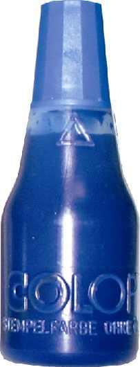 Tus Colop albastru, 25ml