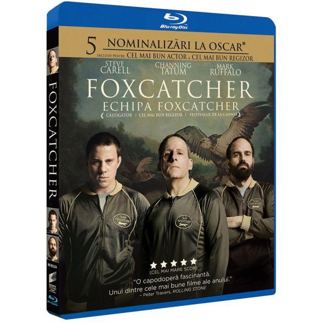 BD: FOXCATCHER -  ECHIPA FOXCATCHER