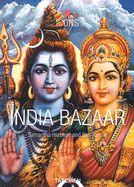 INDIA BAZAAR VINTAGE INDIAN...