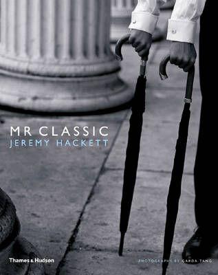 MR. CLASSIC, JEREMY HACKETT