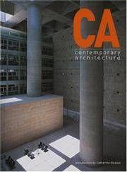 CONTEMPORARY ARCHITECTURE VOL.1