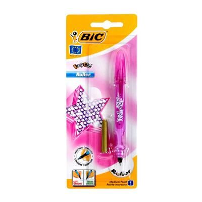 Roller Bic Easy Clic Hello Kitty