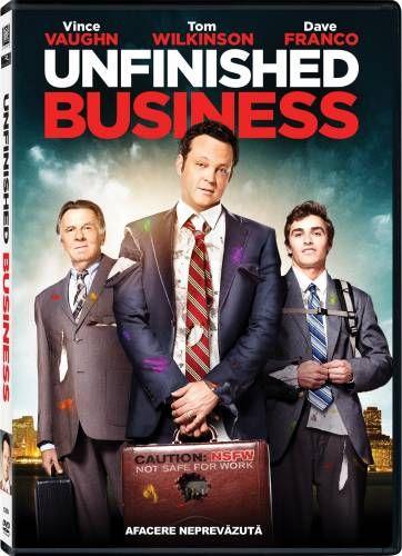 UNFINISHED BUSINESS - AFACERE NEPREVAZUTA