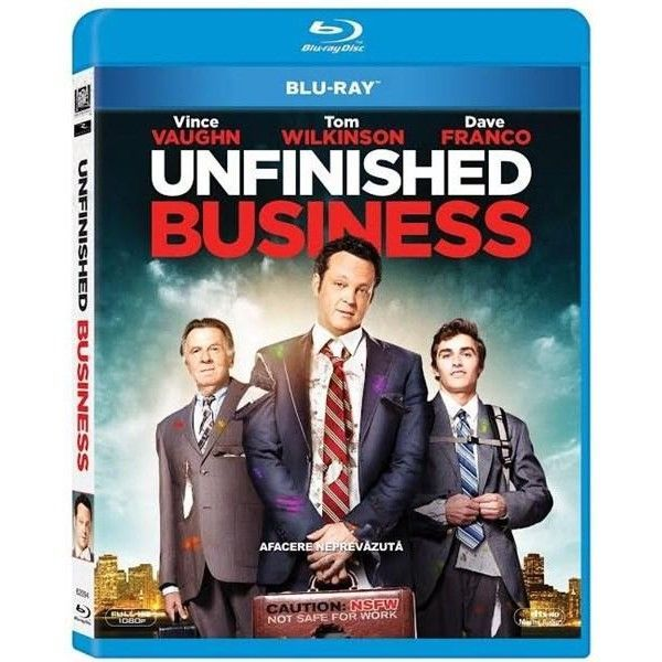 BD: UNFINISHED BUSINESS - AFACERE NEPREVAZUTA