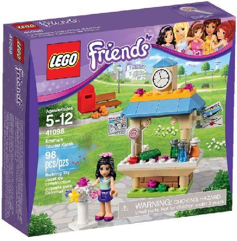 Lego-Friends,Pavilionul de turism al Emmei