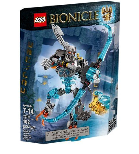 Lego-Bionicle,Craniul razboinic