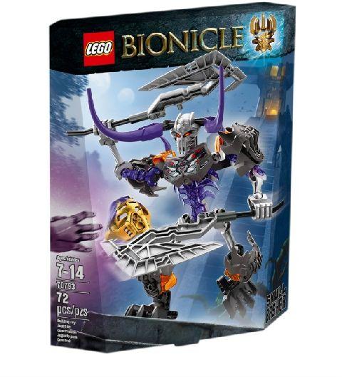 Lego-Bionicle,Craniul zdrobitor