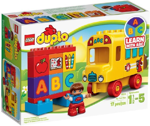 Lego-Duplo,Primul meu autobuz