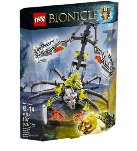 Lego-Bionicle,Craniul scorpion