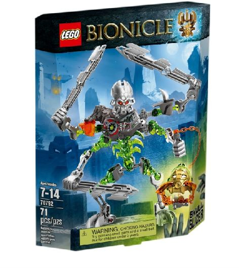 Lego-Bionicle,Craniul taietor