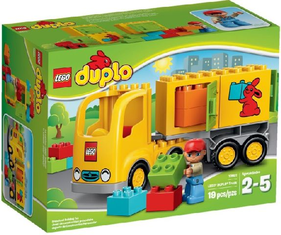 Lego-Duplo,Camion