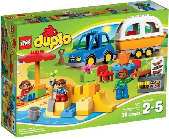 Lego-Duplo,Aventura cu rulora