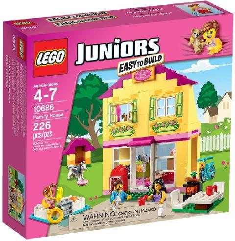 Lego-Juniors,Casa familiei
