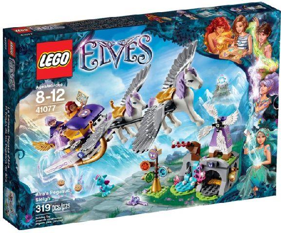 Lego-Elves,Sania Pegas a Airei