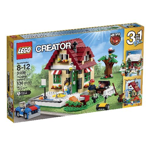 Lego-Creator,Casa 3 anotimpuri