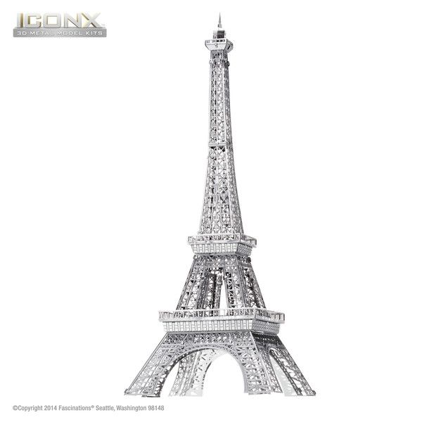 ICONX - Turnul Eiffel