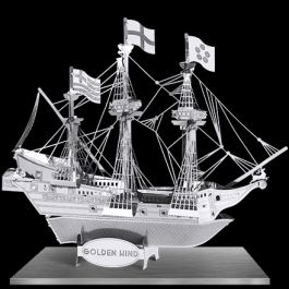 Corabia The Golden Hind