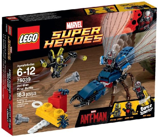 Lego-Super Heroes,Lupta finala a Omului Furnica
