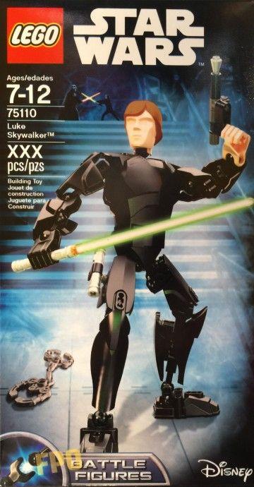 Lego-StarWars,Luke Skywalker