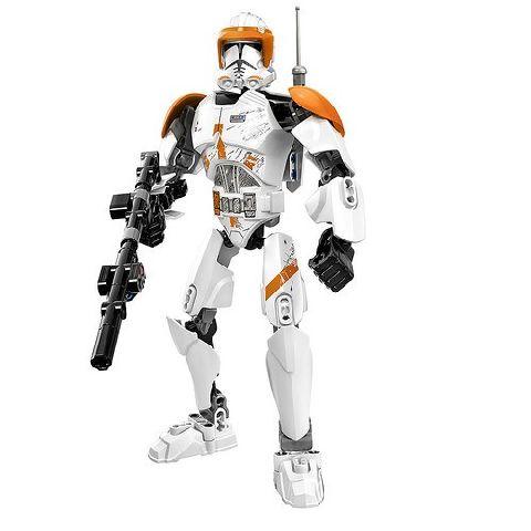 Lego-StarWars,Clone Commander...
