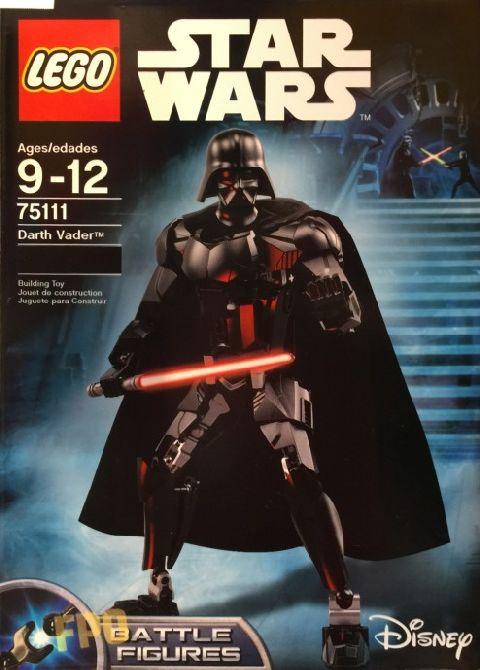 Lego-StarWars,Darth Vader