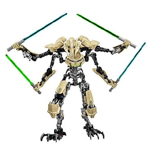 Lego-StarWars,General Grievous