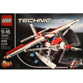 Lego-Technic,Avion de stingere a incendiilor