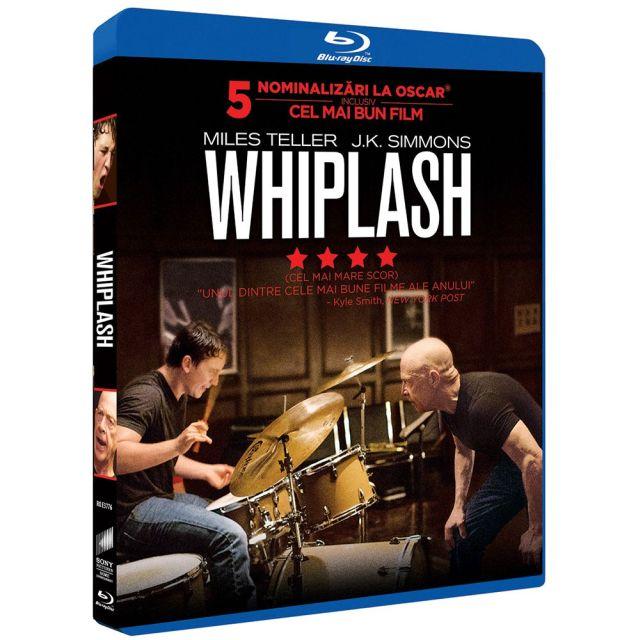 BD: WHIPLASH - WHIPLASH