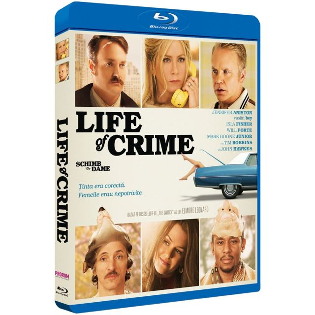 BD: LIFE OF CRIME - SCHIMB DE...