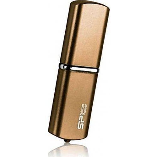 Stick USB 2.0,LuxMini 720 16GB, Silicon Power, bronze