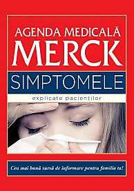 AGENDA MEDICALA MERCK. SIMPTOMELE