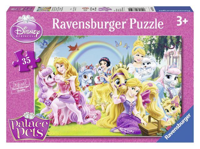 Puzzle Palace Pets,35 pcs